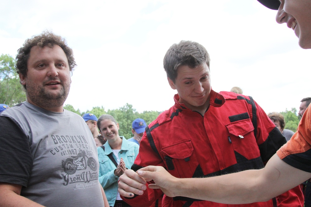 POHAR STAROSTY SDH MEČICHOV  2017  FOTO: PAVEL BALEK